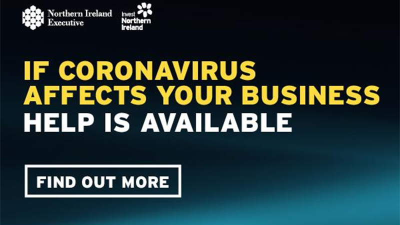 Coronavirus updates: Support for your business