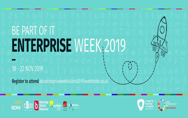 Enterprise Week 2019: Armagh, Banbridge and Craigavon events