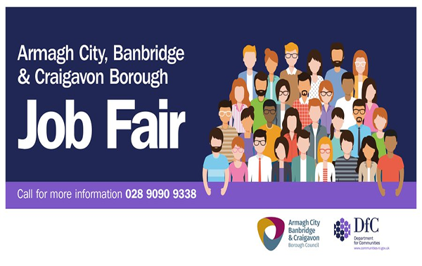 Armagh City, Banbridge and Craigavon Borough Job Fair