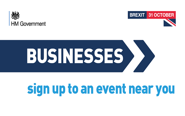 Brexit business readiness events