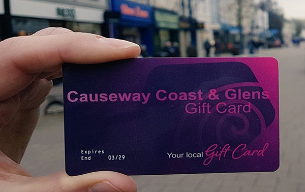 New gift card scheme for Causeway businesses