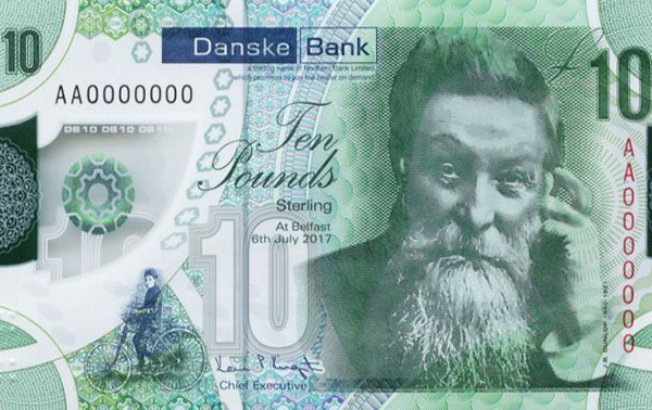 Danske Bank and Bank of Ireland to introduce plastic banknotes