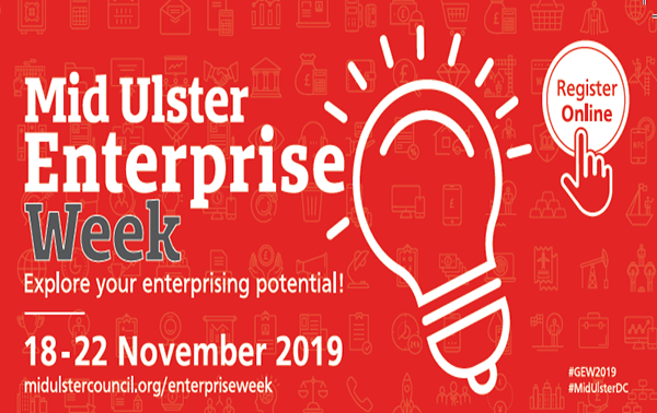 Mid Ulster Enterprise Week 2019