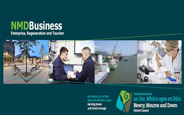 Free business support programmes for Newry, Mourne and Down