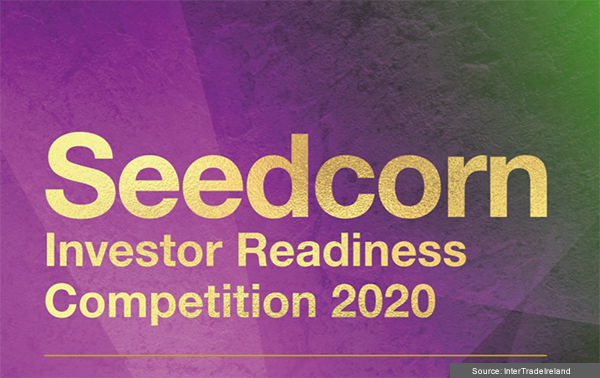 Seedcorn Investor Readiness Competition 2020