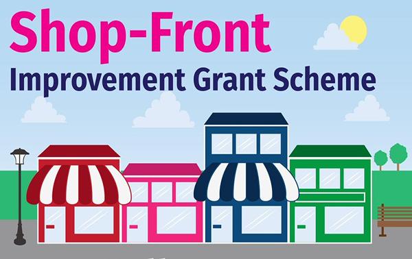 Shop-Front Improvement Grant Scheme