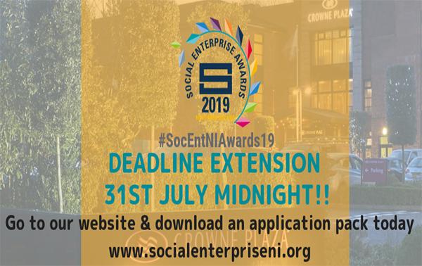 Social Enterprise NI Awards 2019