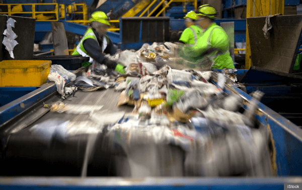 Trade show and matchmaking for recycling technologies