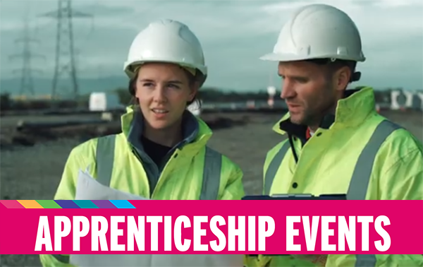 Apprenticeship Week events