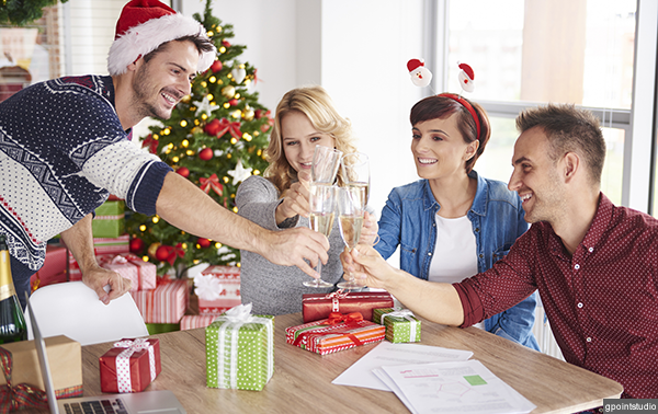 Christmas party employer guidance