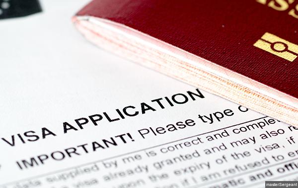 Coronavirus visa applicants