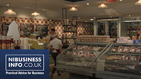 Growing a retail business - Cunningham Butchers & Food Hall (video)