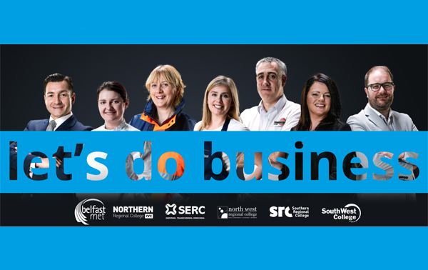 FE colleges - let's do business