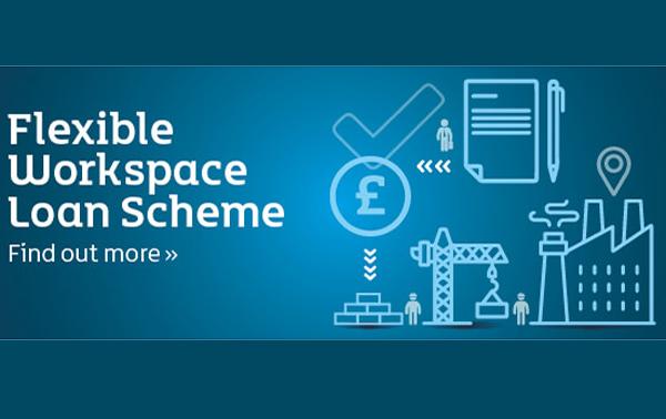 Flexible workspace loan scheme