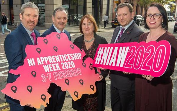 Northern Ireland Apprenticeship Week 2020