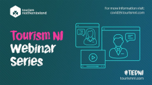 Tourism NI business and financial planning webinars