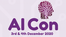 Banner for AI Con summit