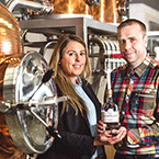 Finding support to develop our business - Shortcross Gin